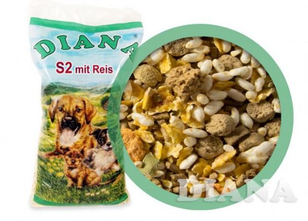 DIANA S 2 mit Reis