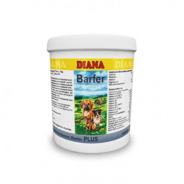 DIANA Barfer Plus