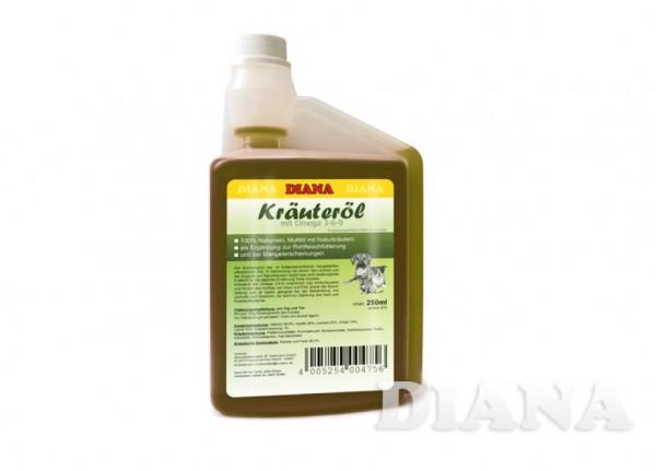 DIANA Kräuteröl mit Omega 3-6-9