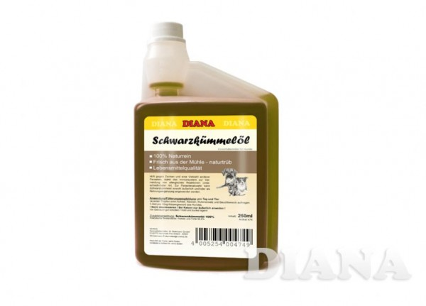 DIANA Schwarzkümmelöl