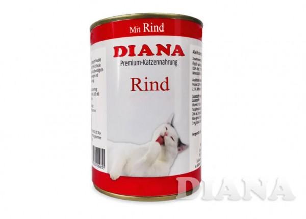 DIANA Cat Rind Dosenfleisch